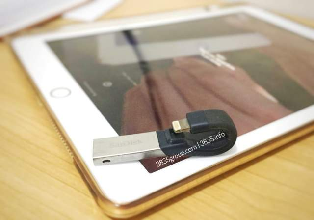 USB On The Go For Iphone dan Apple