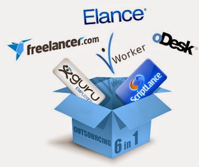 Make Money Online Via Online Freelancer Jobs