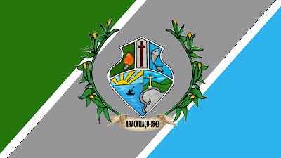 Encerrada a votação para escolha da bandeira de Aracatiaçu