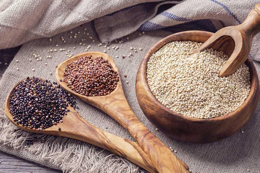 11 Benefícios da Quinoa à Saúde
