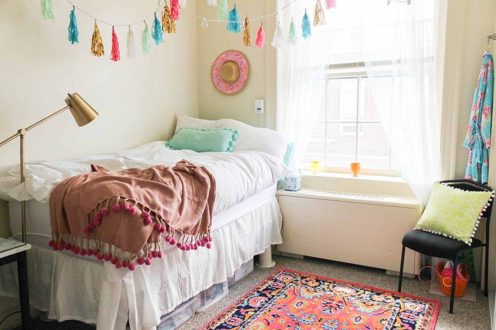 Dorm Room Reveal | The Bella Insider