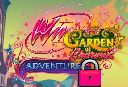 Hoy se cierra Winx Club Adventure y Garden of Charmix!