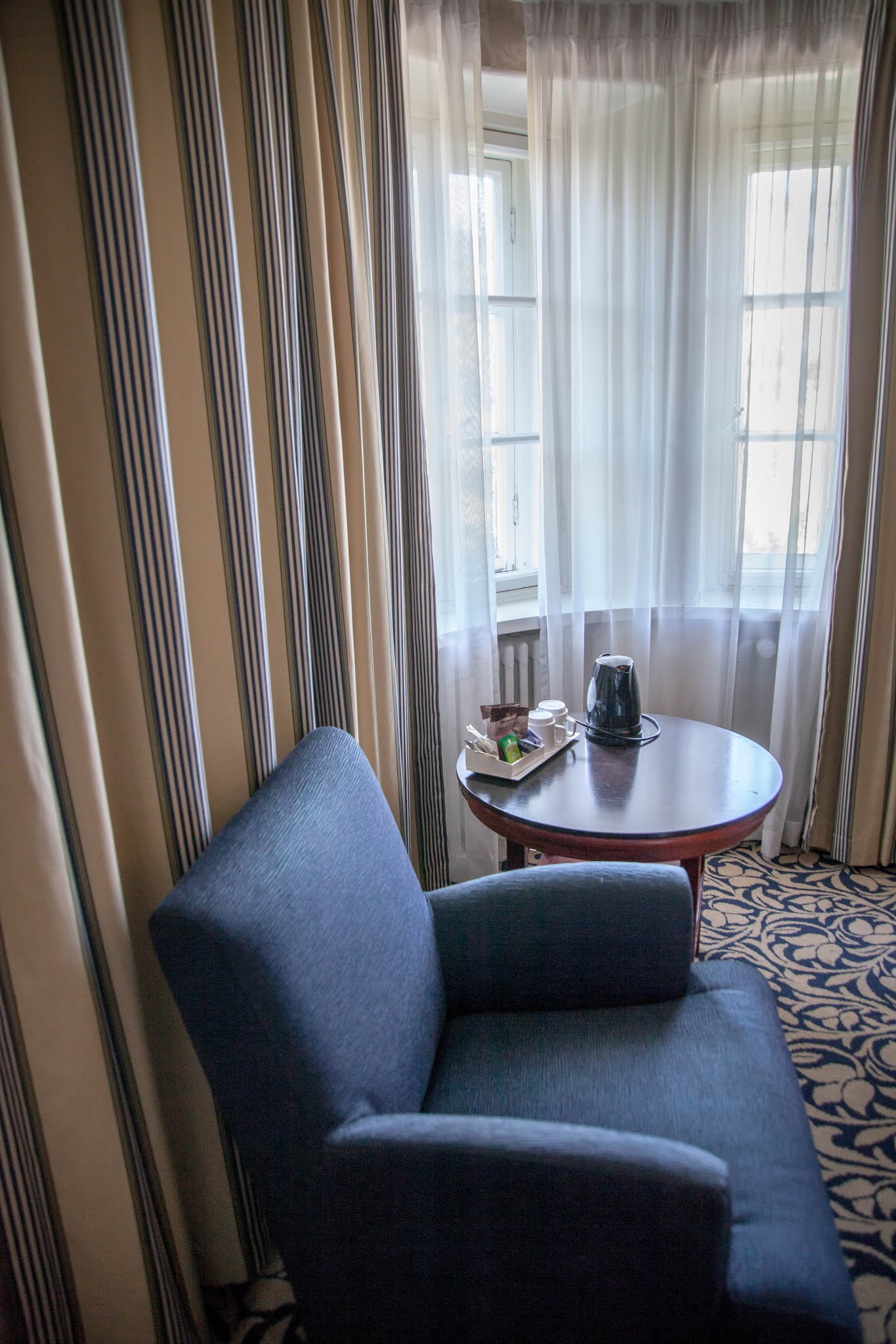 hotellihuone Valtionhotelli