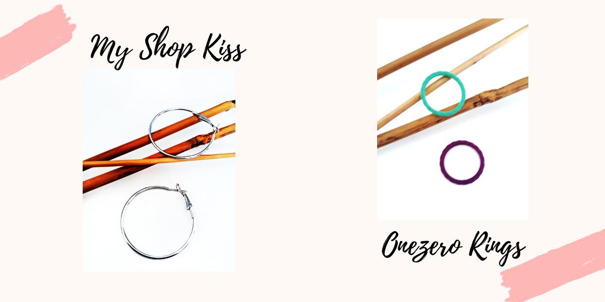 MY SHOP KISS & ONEZERO RINGS