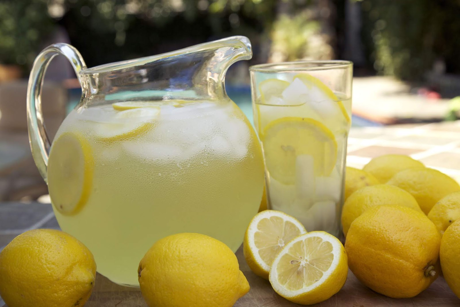 lemon , lemon juice