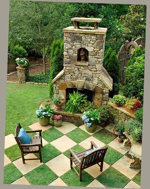 Outdoor Backyard Patio Ideas