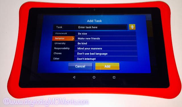 mattel nabi SE tablet