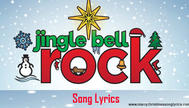 Jingle Bell Rock Lyrics