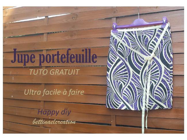 ce29c5af5b2429 HAPPY Diy : la jupe super méga facile à faire Bettinael.Passion ...