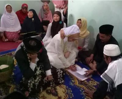 gambar pernikahan beda negara