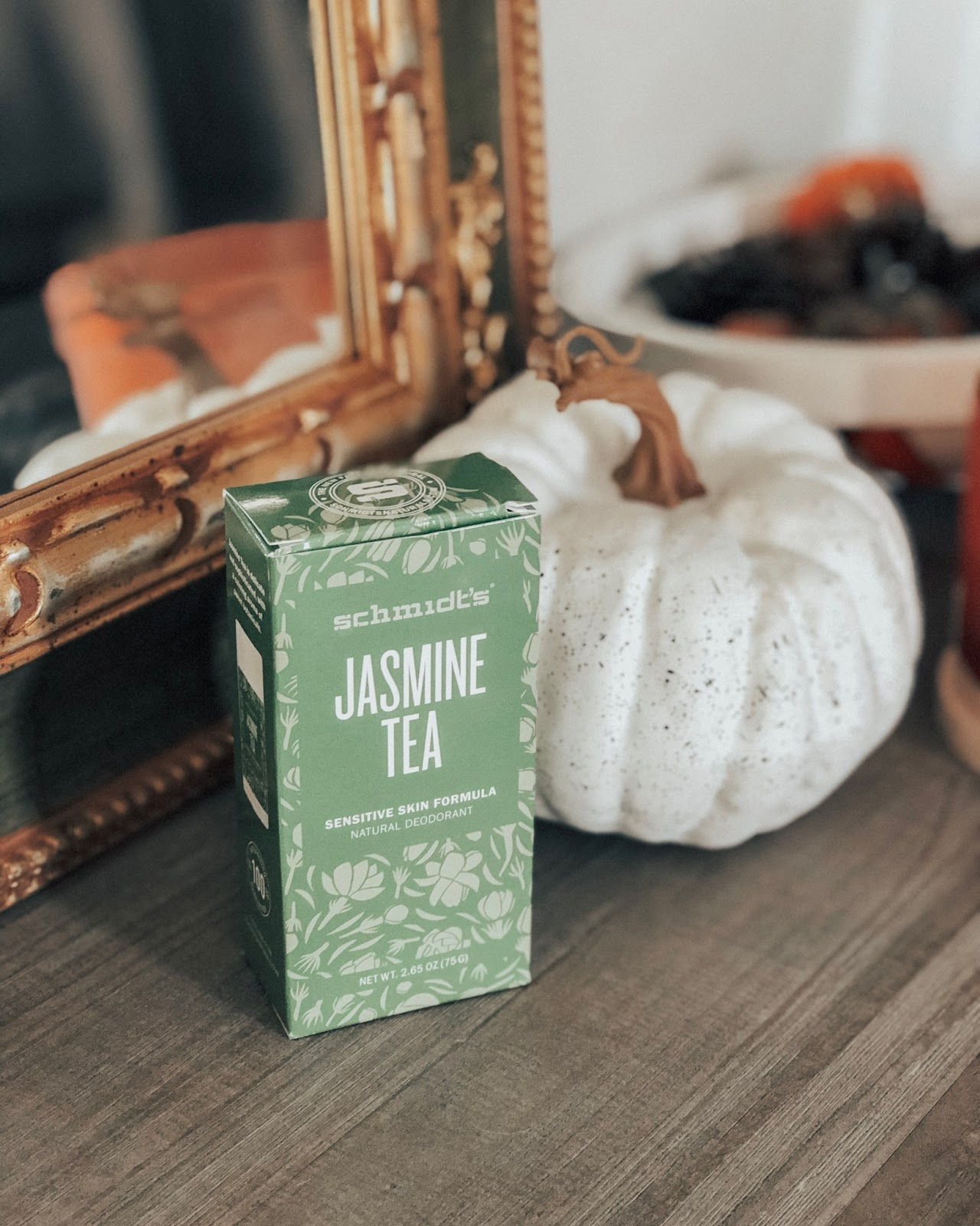 The 5 Clean Beauty Products & Brands You Need to Use - Schmidt's Jasmine Tea Sensitive Skin Deodorant - Affordable by Amanda Beauty Blogger in Tampa Bay, Florida