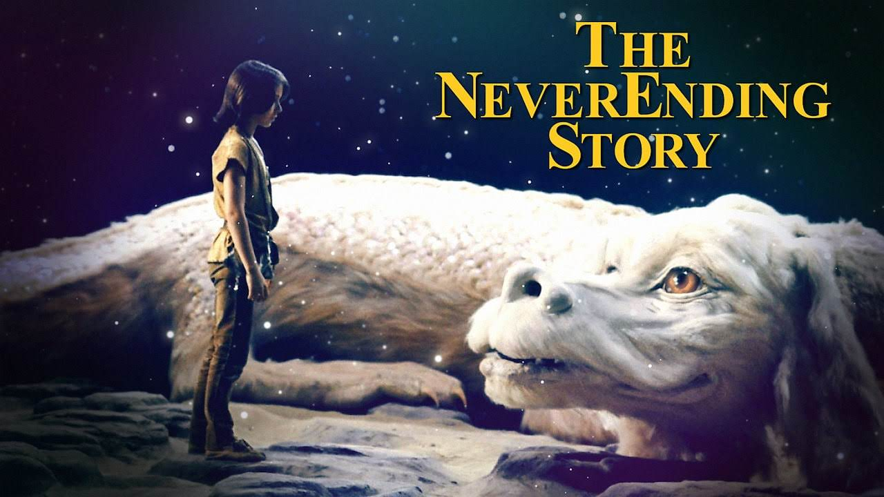 80s Fantasy Movie Mashup :「ストレンジャー・スィングス」シーズン 3 の劇中で歌われたことで、人気再燃の 「ネバーエンディング・ストーリー」の主題歌をフィーチャーして、80年代のファンタジー映画を振り返ったノスタルジック全開のトリビュート・ビデオ ! !