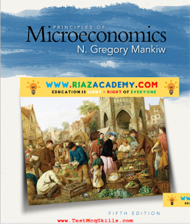 Principles of Micro Economics 5th Edition - By - N Gregory Mankiw