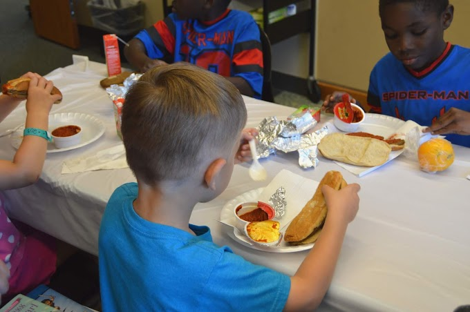Cincinnati Library Summer Meal Program