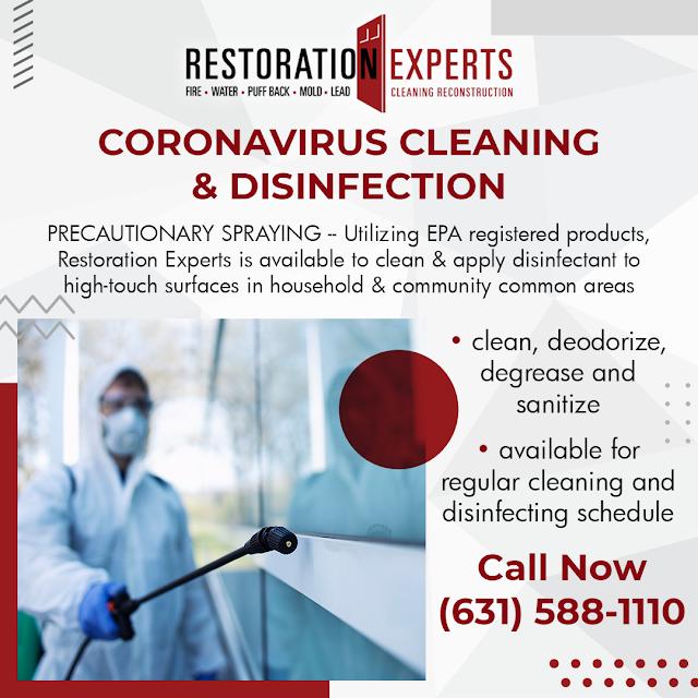 cleaning services Ronkonkoma NY