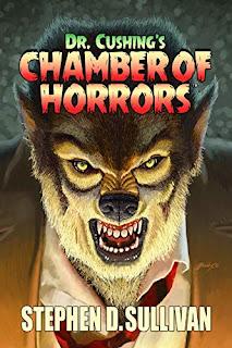 horror, werewolf, vincent price