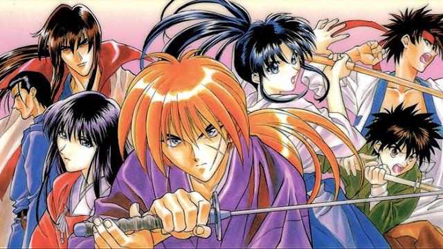 Samurai X : Rurouni Kenshin