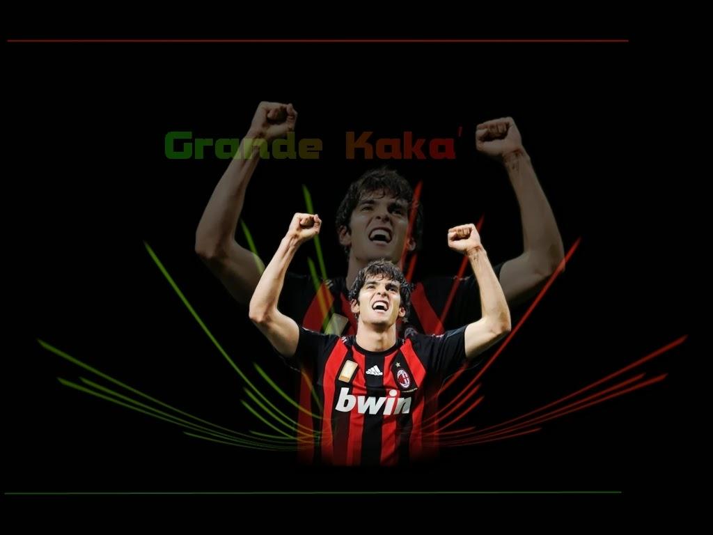 Ricardo Kaka Wallpapers Hd A C Milan Wallpapers I Rossoneri Milanisti Wallpaper