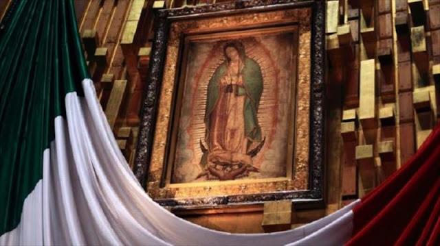 """Mexicanos llevarán imagen de Virgen de Guadalupe a """"muro"""" de EEUU"""
