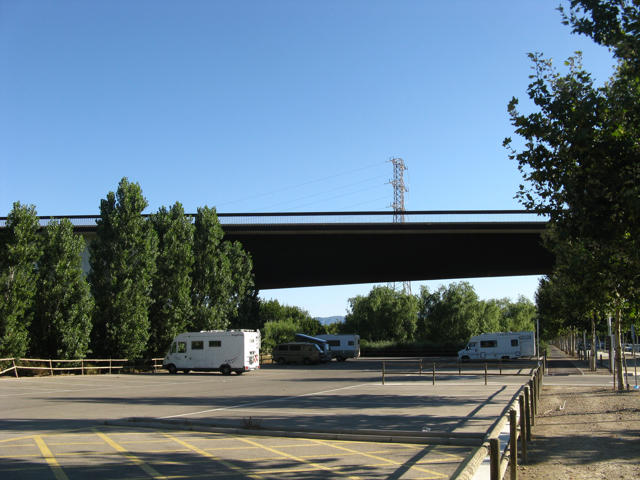 Àrea d'autocaravanes de Tortosa