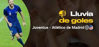 bwin promo Juventus vs Atlético 26-11-2019