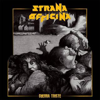 """Το ep των Strana Officina """"Guerra Triste"""""""