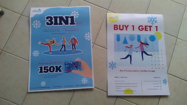 Poster Promosi Free Skating