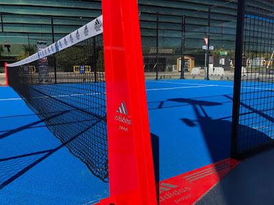 Adidas y El Corte Inglés hacen de Octubre el mes del Pádel en Madrid.