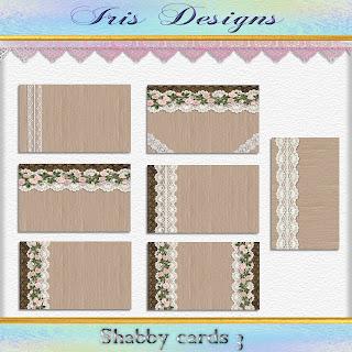 Shabby cards 3