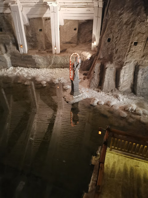 Miniere+Wieliczka+statua