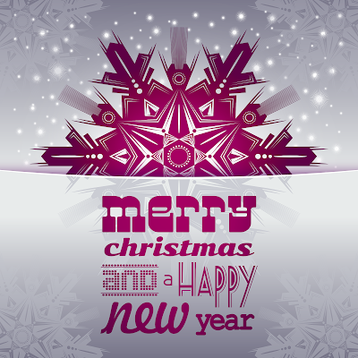 Merry Christmas and Happy New Year Images Greetings