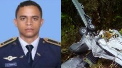 Image result for Avión accidentado en el que murió piloto dominicano en la frontera con haiti
