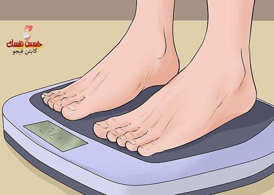 كيف تصلين من وزن 70 إلي وزن 65 مع رجيم الحفلات