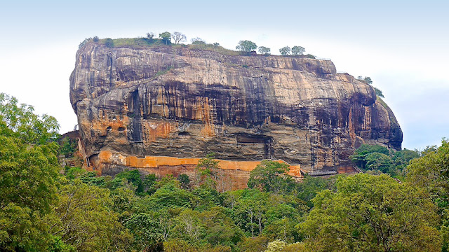 Visit to Sigiriya