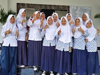Siswa-Siswa Madrasah Sukabumi Ikut Meriahkan MTQ ke 35 Prov. Jabar