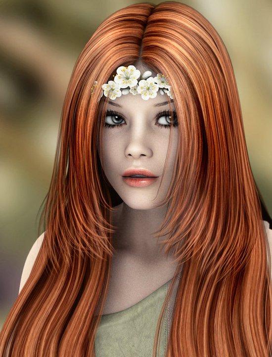 Maria aux beaux yeux bleus 3