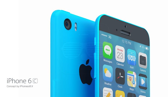 iPhone 6C: a report claims that the body will be colored metal