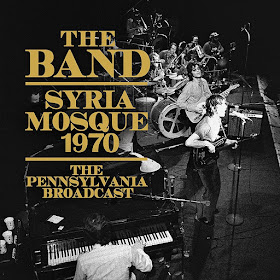 The Band's Syria Mosque 1970