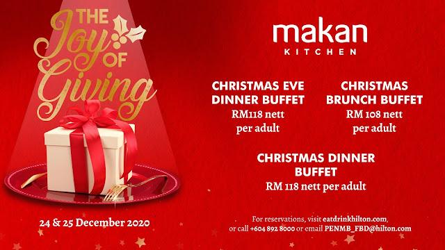 Christmas at DoubleTree Resort by Hilton Penang Penang Blogger Influencer Malaysia