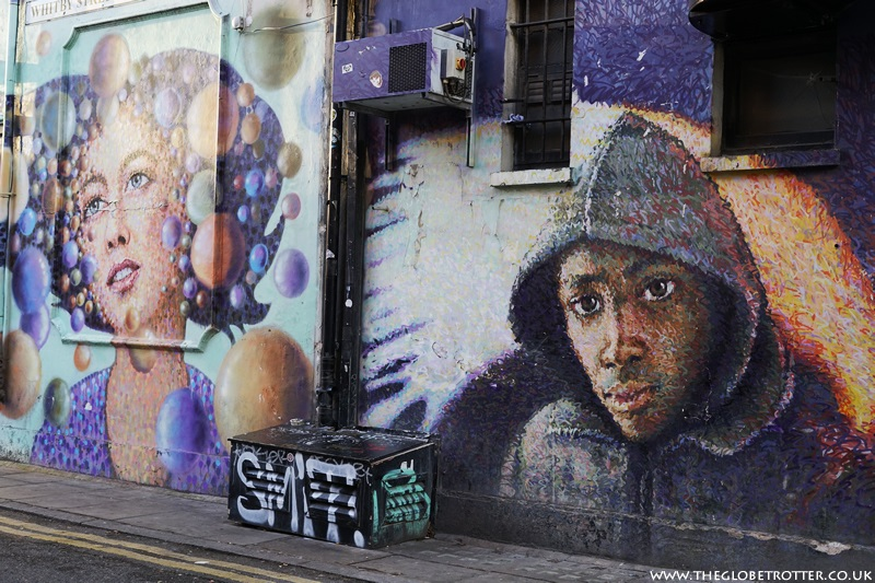 Street Art Tour in London
