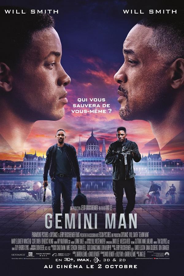 Download Gemini Man (2019) HFR Dual Audio [Hindi+English] 720p + 1080p Bluray MSubs