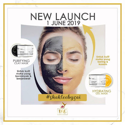 NEW LAUNCH YOUTH FACE MASK SHAKLEE