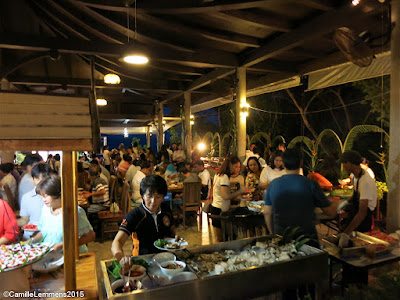 10th Anniversary of Sabeinglae restaurant in Lamai