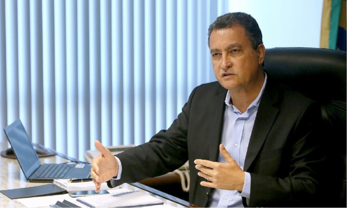São João está cancelado em todas as cidades da Bahia, diz Rui Costa