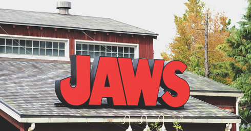 Jaws Universal Studios Japan