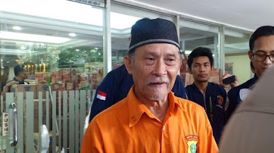 Gegara Spanduk Penolakan, Ketua GOIB Ditahan