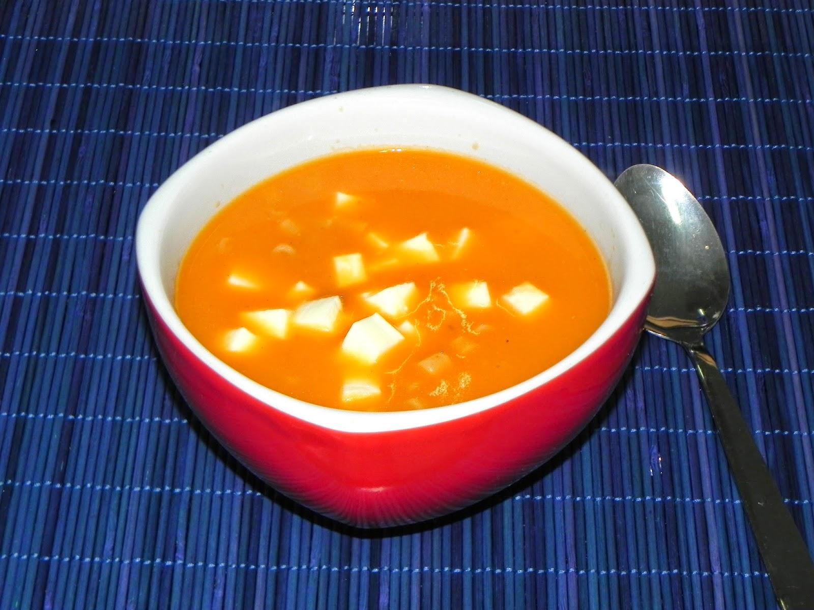 sopa receita fácil
