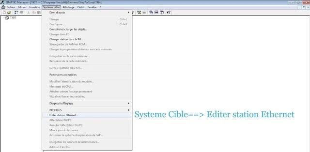 SYSTEME CIBLE