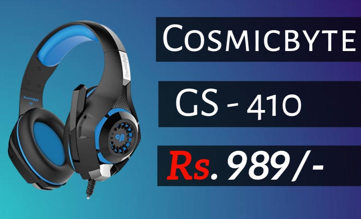 Cosmic Byte GS410