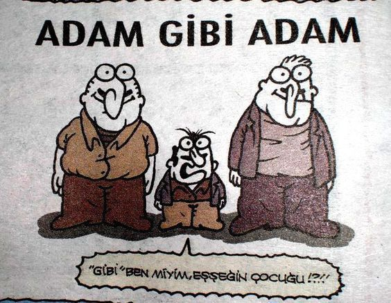 Adam Gibi Adam